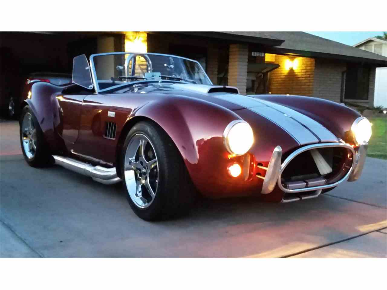 Large Picture of '65 Cobra located in Michigan Offered by a Private Seller - LCJD