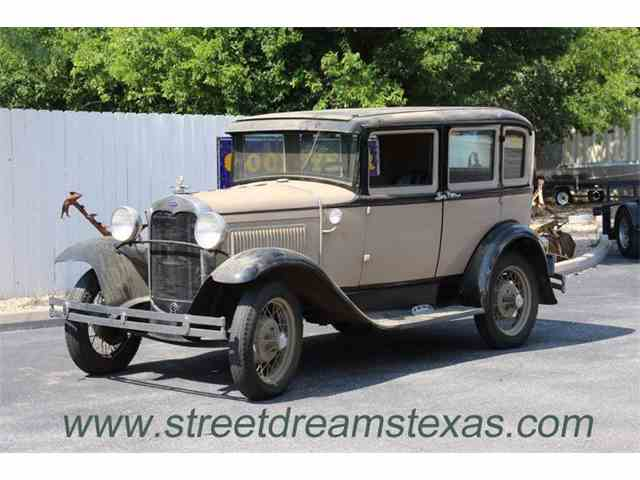 1930 Ford Model A | 996029