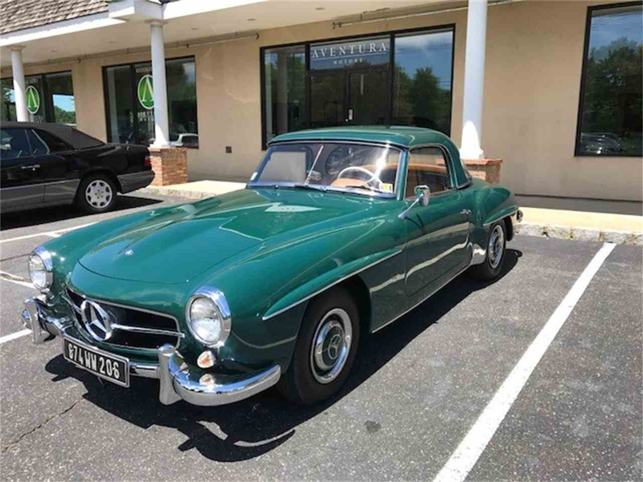 1961 mercedes benz 190sl for sale cc for Mercedes benz 190 sl for sale