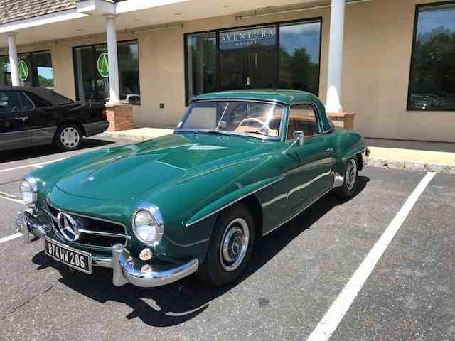 1961 Mercedes-Benz 190SL | 996032