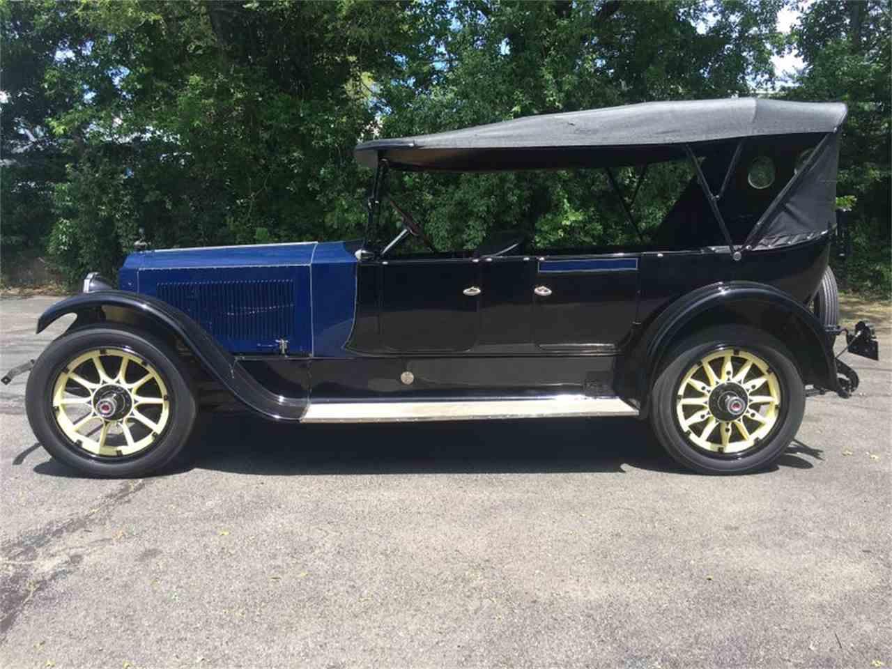 1920年 パッカード シリーズ3-35