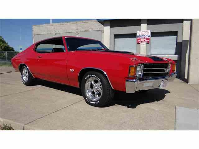 1972 Chevrolet Chevelle SS | 990604