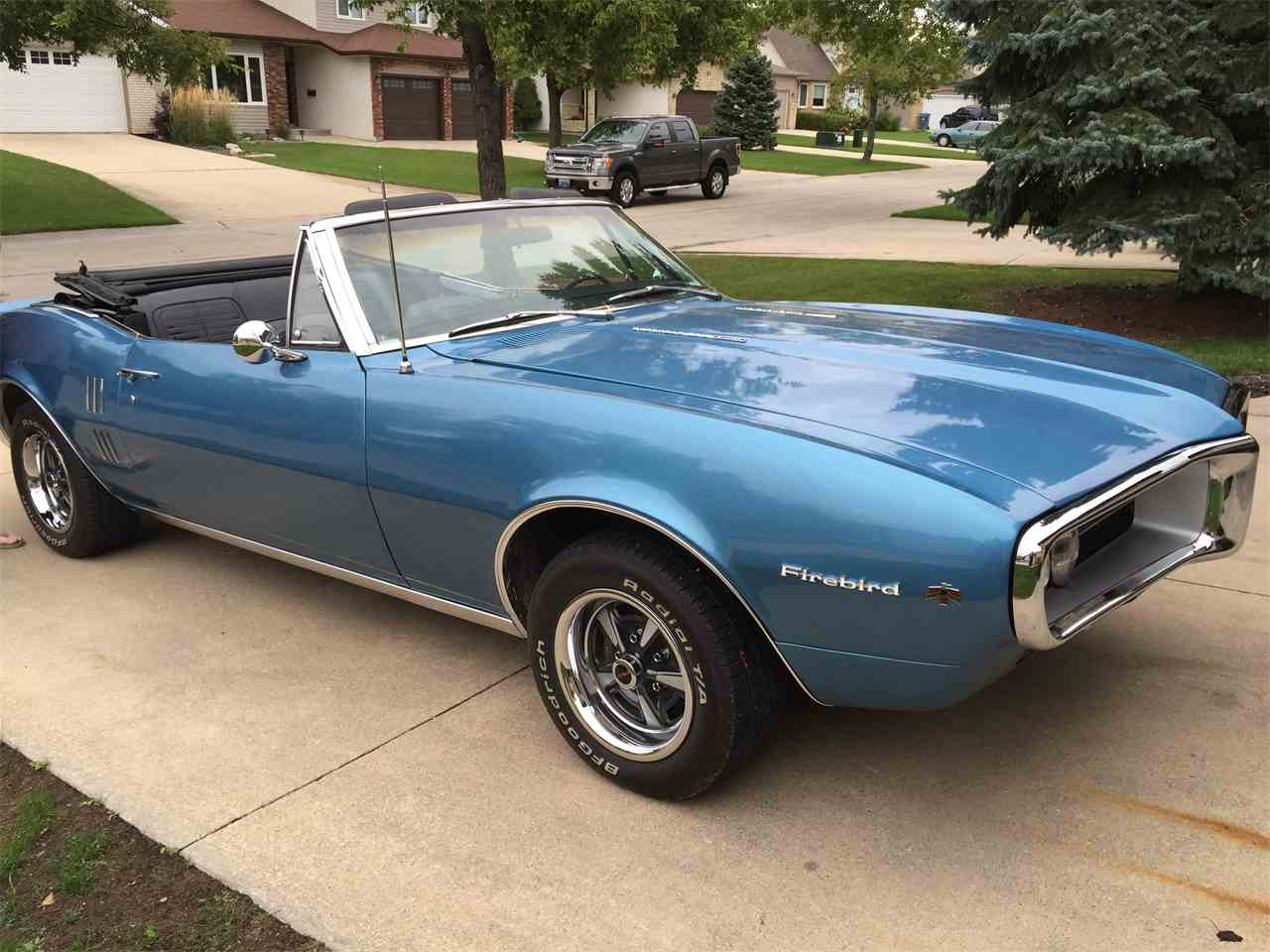 1967 Pontiac Firebird  for Sale - CC-996040
