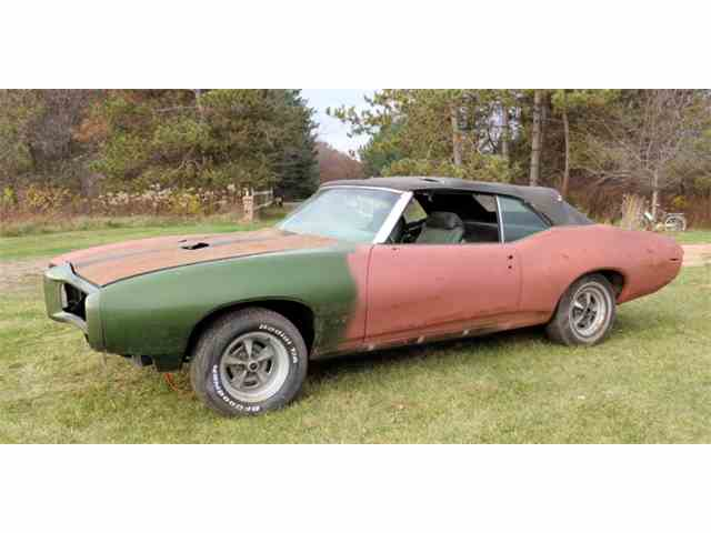 1969 Pontiac GTO | 996043