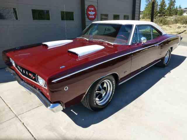 1968 Dodge Coronet 440 | 996044