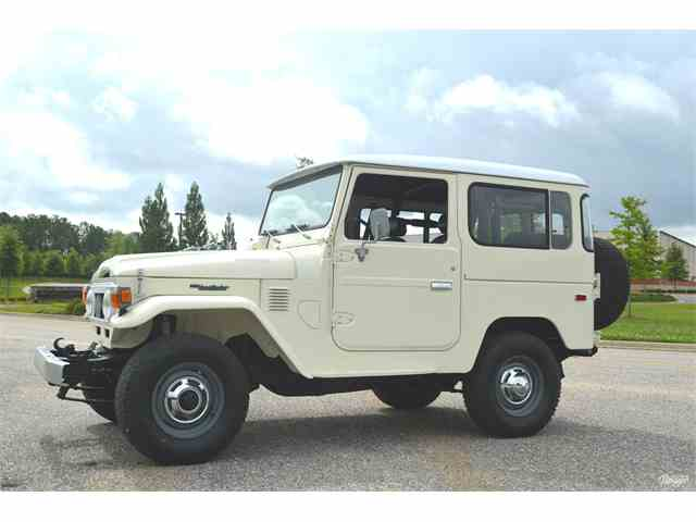 Picture of 1977 Toyota Land Cruiser FJ - $32,500.00 - LCJZ