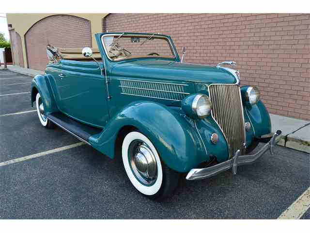 1936 Ford Club Cabriolet | 996057