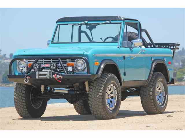 1970 Ford Bronco | 996058