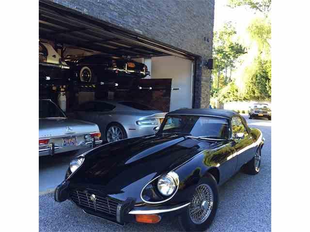 1973 Jaguar XKE | 996061
