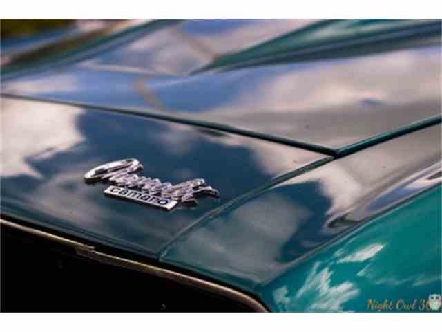 1967 Chevrolet Camaro | 996062