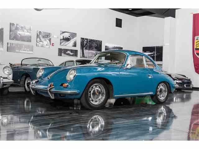 1963 Porsche 356 | 996074