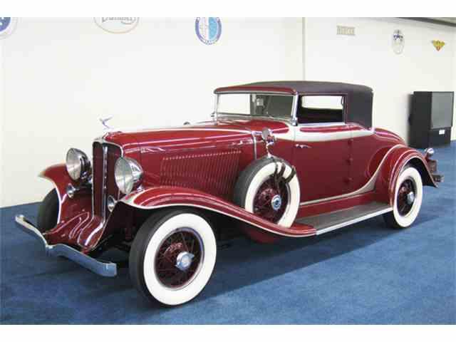 1931 Auburn 8-98 | 996076