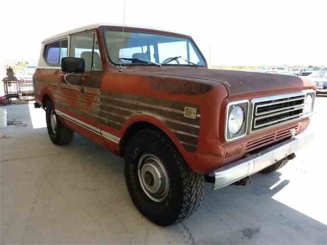 1979 International Harvester Scout II | 996077