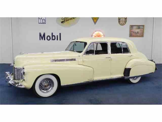 1941 Cadillac Series 60 | 996078