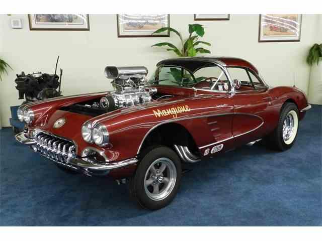 1959 Chevrolet Corvette Gasser | 996080