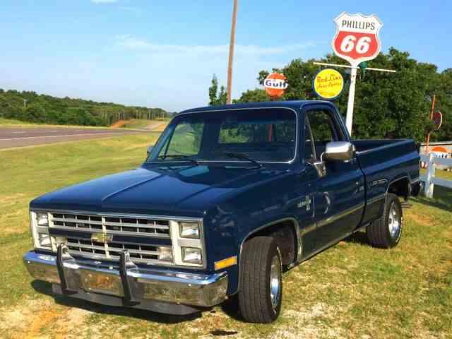 1986 Chevrolet Pickup   996087