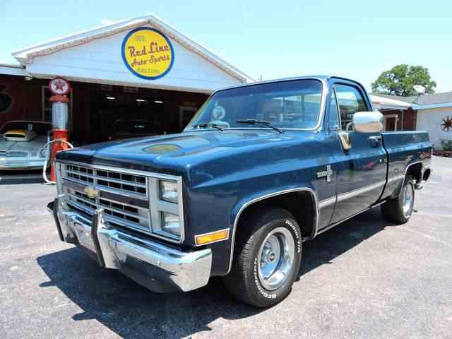 1986 Chevrolet Pickup | 996087
