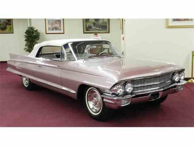 1962 Cadillac Eldorado Biarritz | 996088