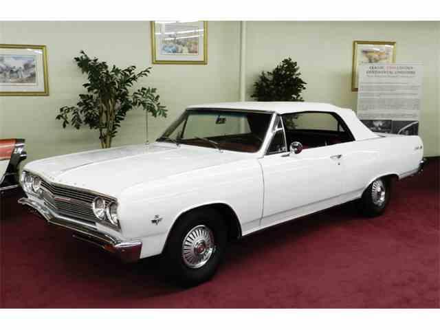 1965 Chevrolet Malibu | 996091