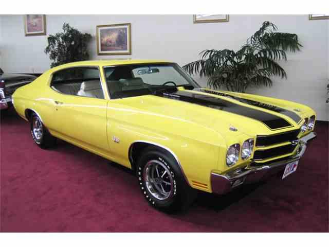 1970 Chevrolet Chevelle | 996094