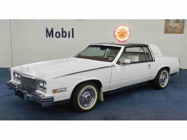 1985 Cadillac Eldorado Biarritz | 996105