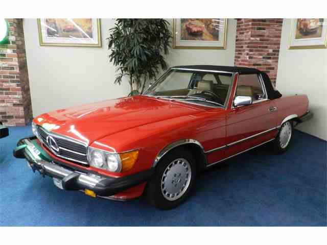 1986 Mercedes-Benz 560SL | 996107