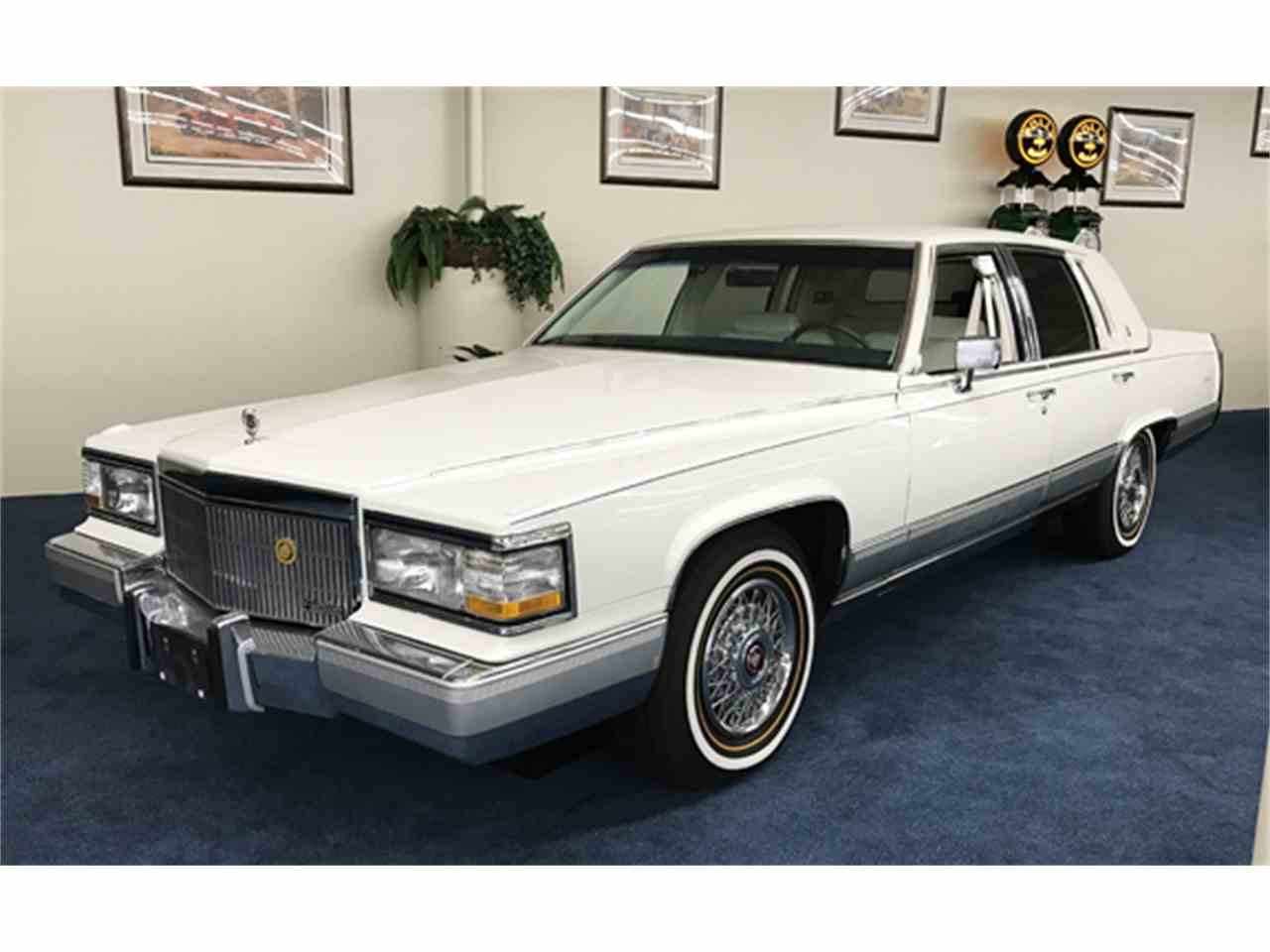 1991 Cadillac Fleetwood Brougham D Elegance For Sale