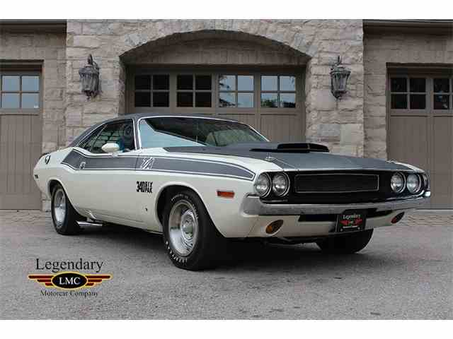 1970 Dodge Challenger T/A | 996116
