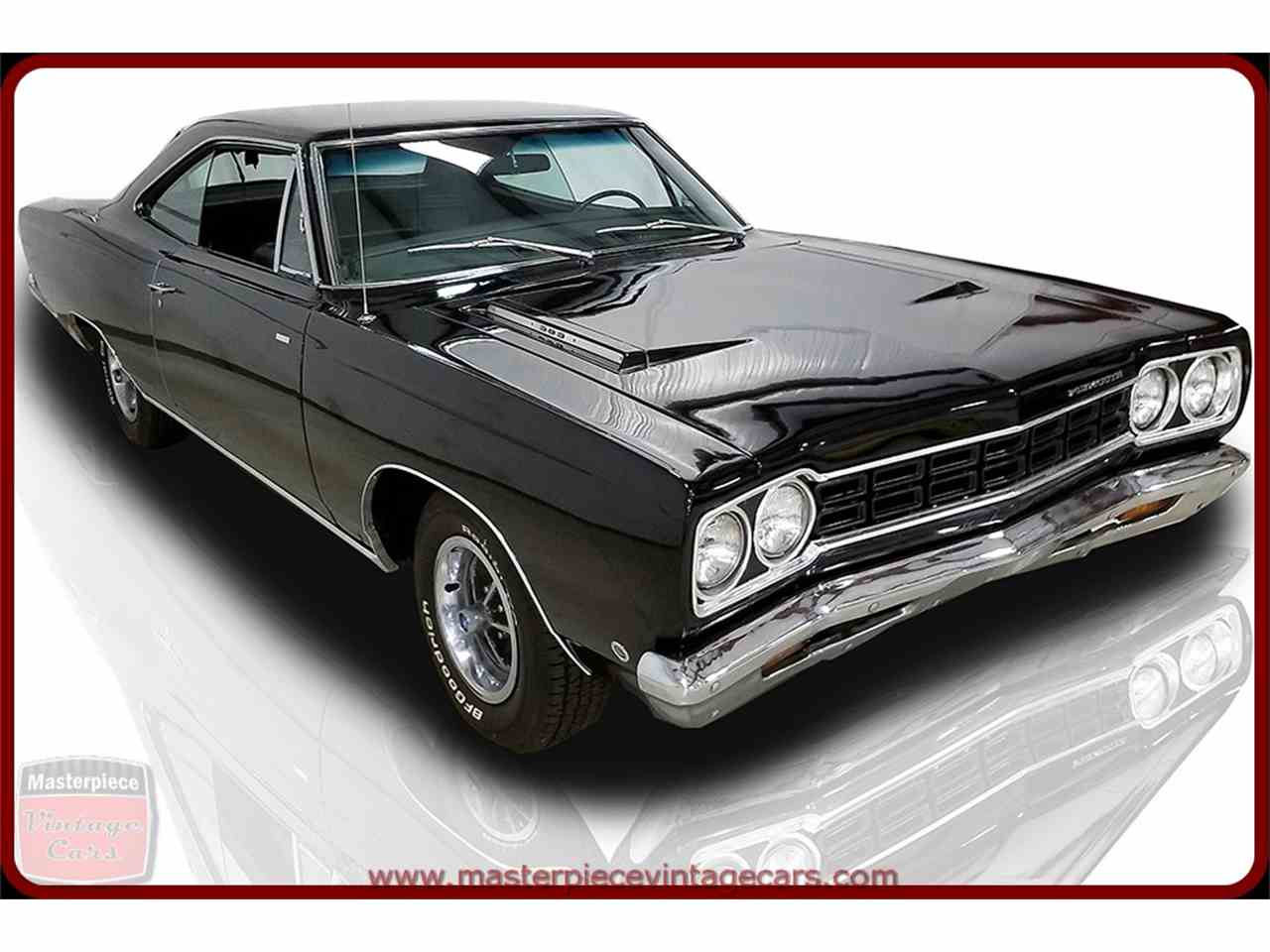 Large Picture of 1968 Plymouth Road Runner located in Whiteland Indiana - $29,900.00 - LCM2