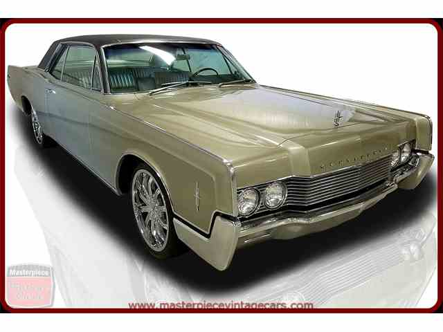 1966 to 1968 lincoln continental for sale on. Black Bedroom Furniture Sets. Home Design Ideas