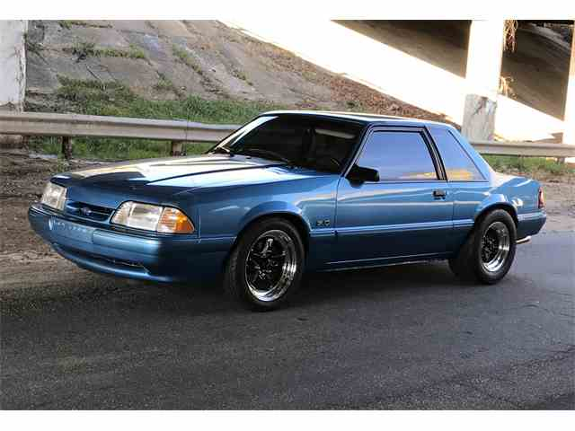 1992 Ford Mustang | 996124