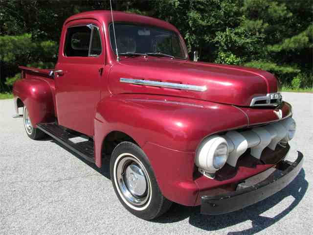 1951 Ford F1 | 996125