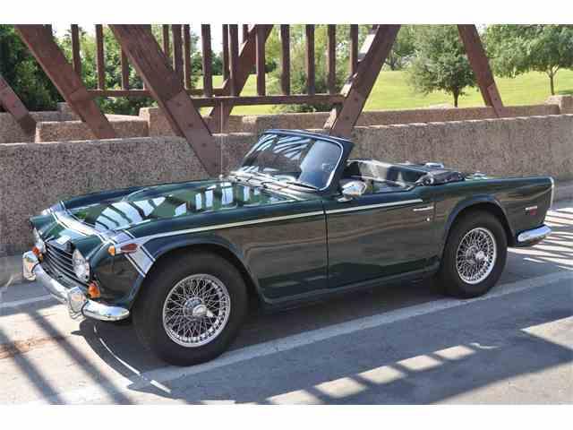 1968 Triumph TR250 | 996143