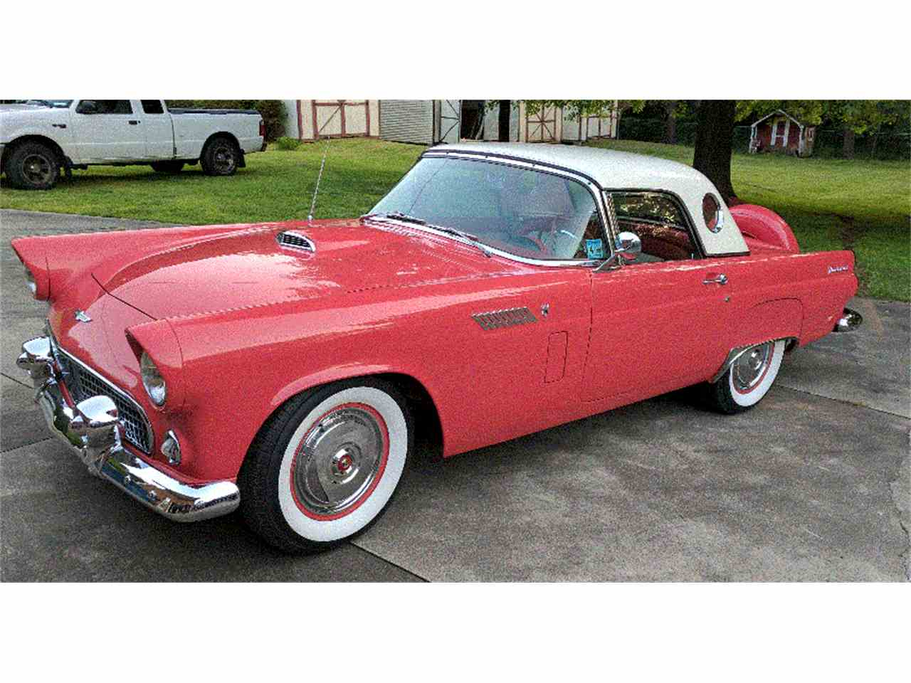1956 Ford Thunderbird for Sale - CC-996145