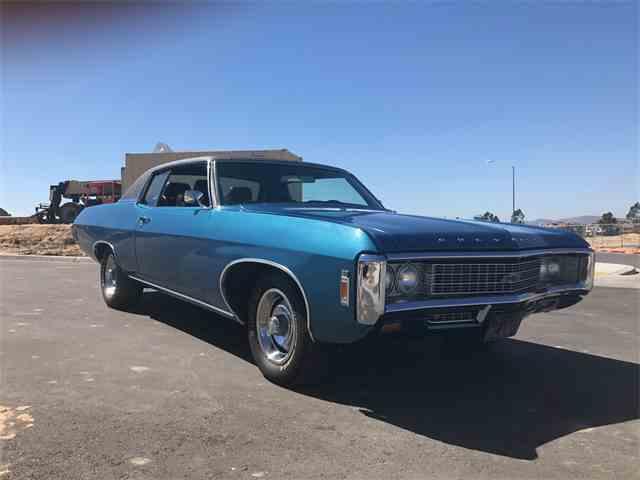 1969 Chevrolet Impala | 996160