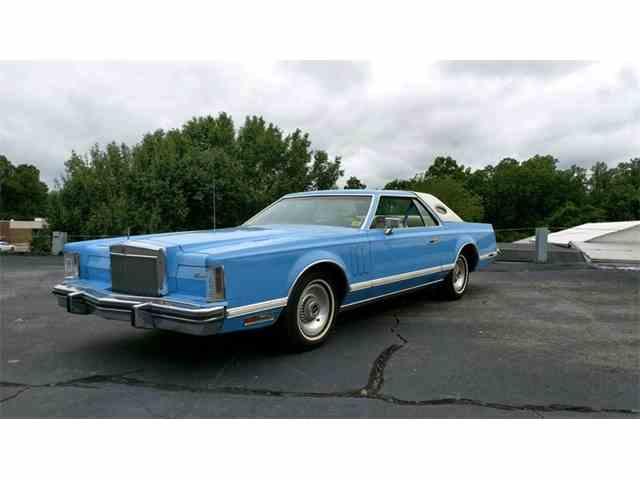 1979 Lincoln Mark V | 996180