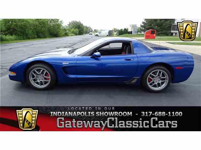 2002 Chevrolet Corvette | 996187