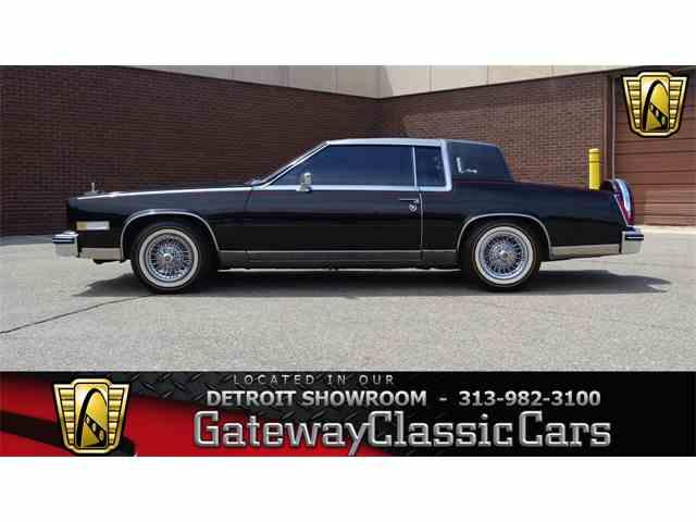 1985 Cadillac Eldorado | 996189