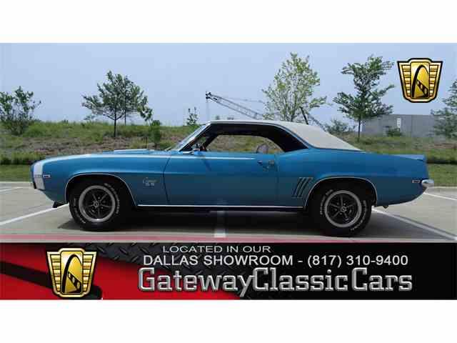 1969 Chevrolet Camaro | 996192