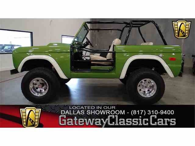 1971 Ford Bronco | 996194
