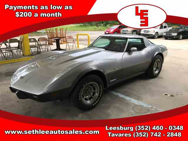 Picture of '78 Corvette - LCO3