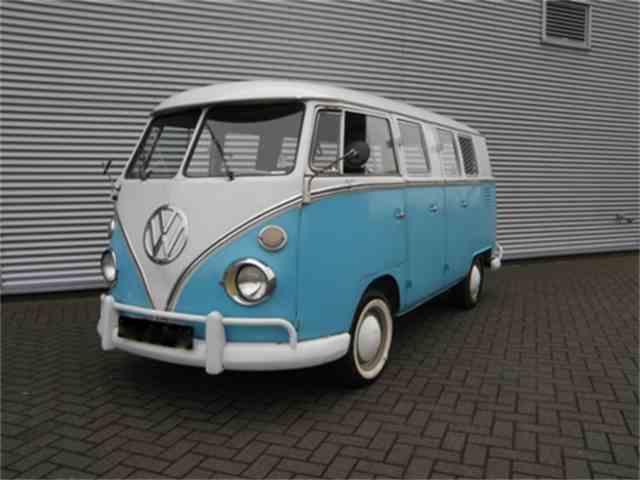 1966 Volkswagen Type 1   996201