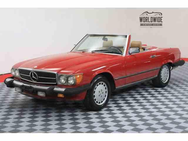 1986 Mercedes-Benz 560SL | 996202