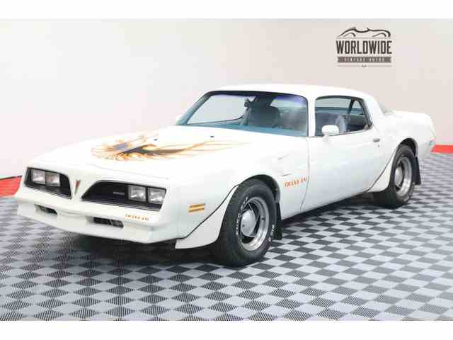 1978 Pontiac Firebird Trans Am | 996203