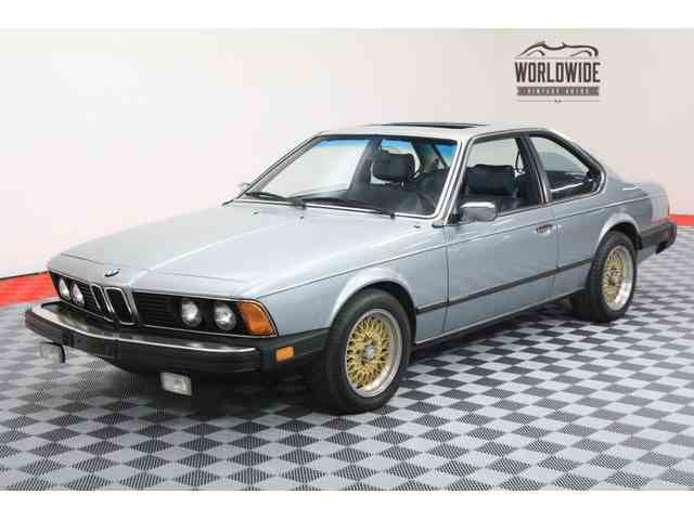 1982 BMW 633csi | 996204