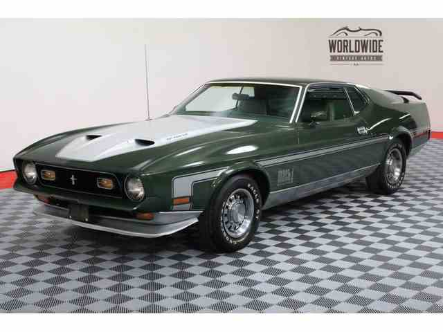 1971 Ford Mustang | 996206