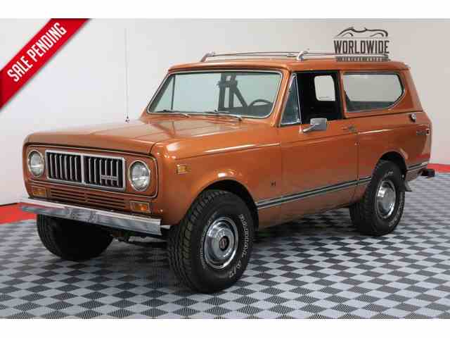 1974 International Harvester Scout II | 996210