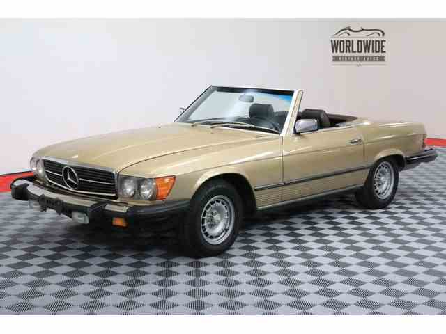 1980 Mercedes-Benz 450SL | 996212
