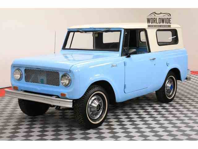 1963 International Scout | 996215