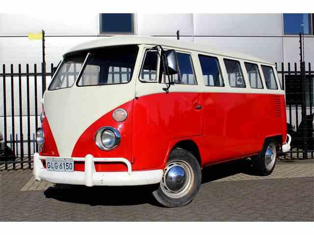 1972 Volkswagen Type 1   996221